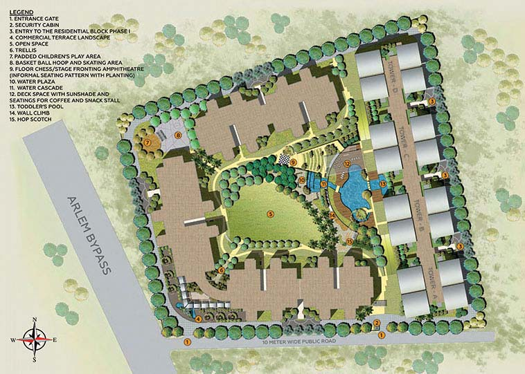 tremonte-property-in-goa-site-plan